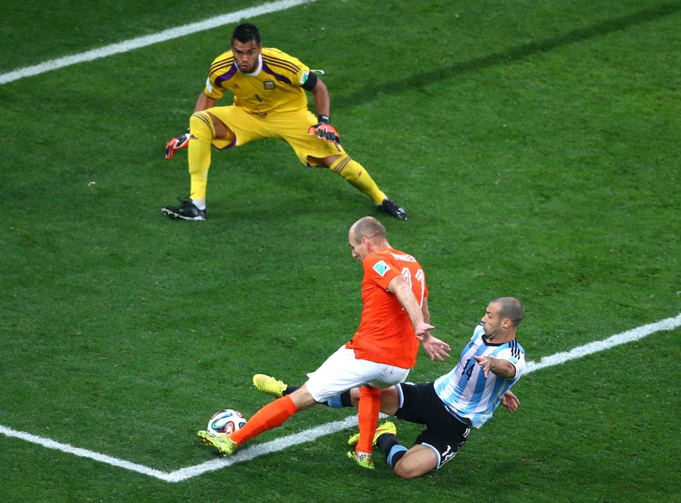 Dutch Legend Robben Retires for a Second Time