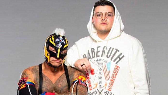 Dominik Gutiérrez and Rey Mysterio Now