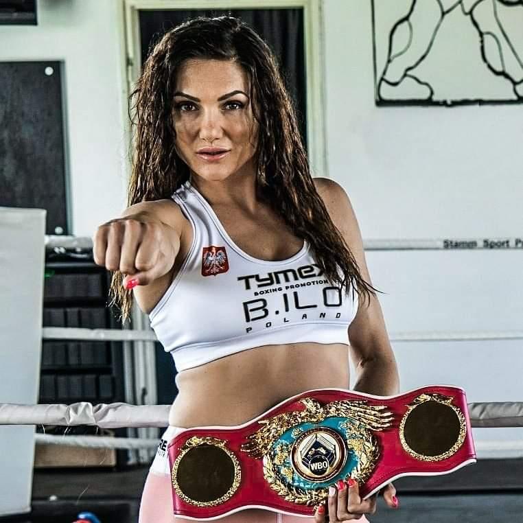 Ewa Brodnicka Champion