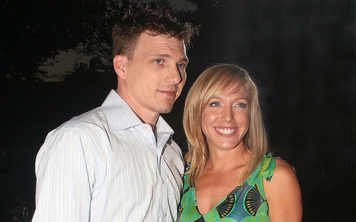 Denika Kisty with her Husband