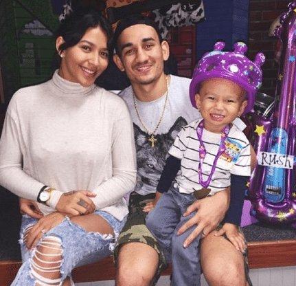 Kaimana Pa'aluhi Family