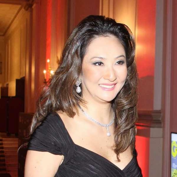Beautiful Marcia Aoki