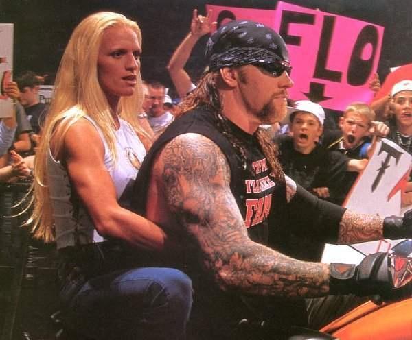 Undertaker's Wifes sara Calaway