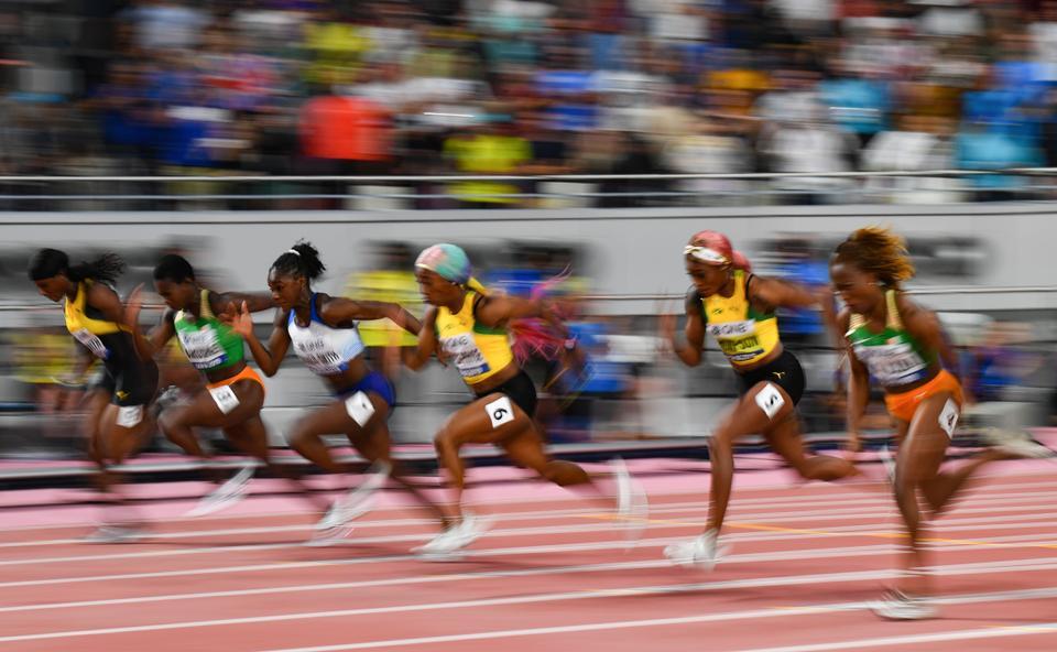 Sha'Carri Richardson SUSPENDED from Tokyo Olympics 2021