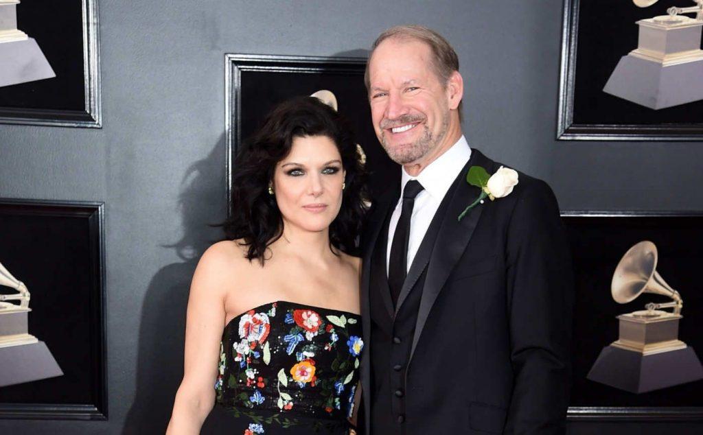 Veronica Stigeler with her husband Bill Cowher