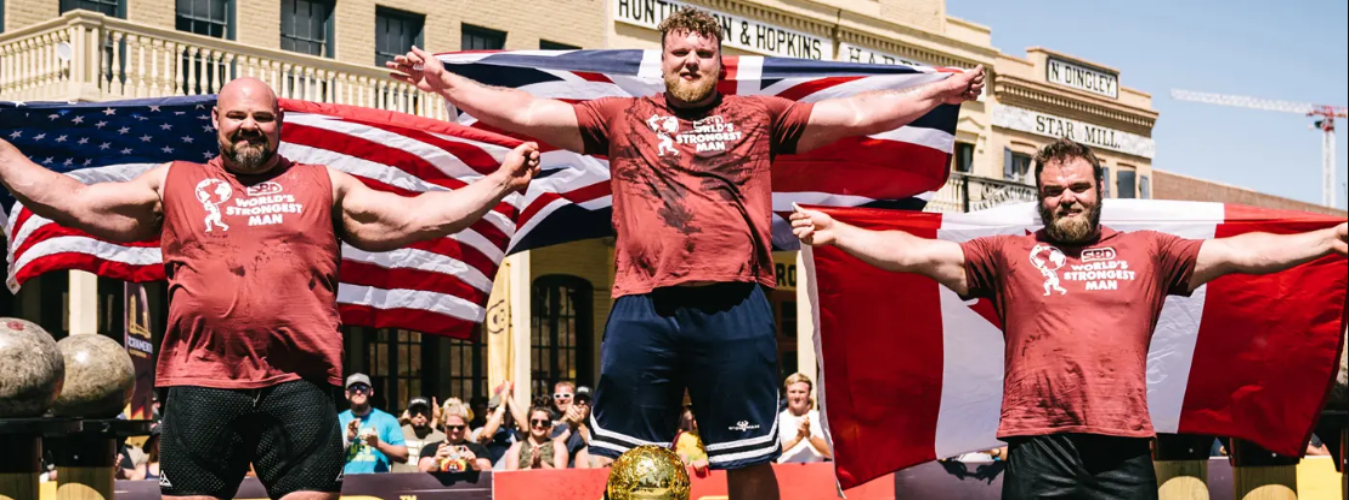 Fascinating Facts And Stats About 2021 World's Strongest Man