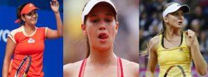 top 10 beautiful female Tennis Players