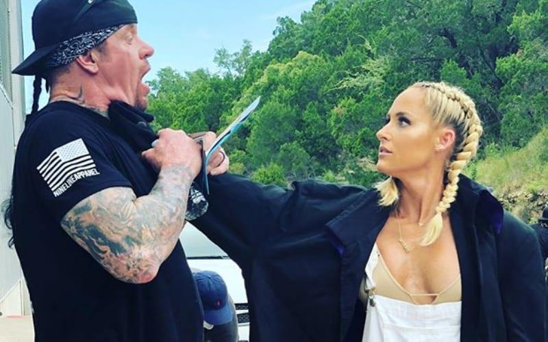 Undertaker's Wifes