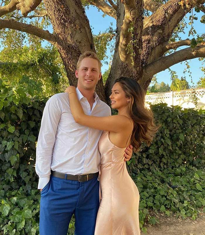 Who is jared goff's girlfriend? Full Details about Christen Harper
