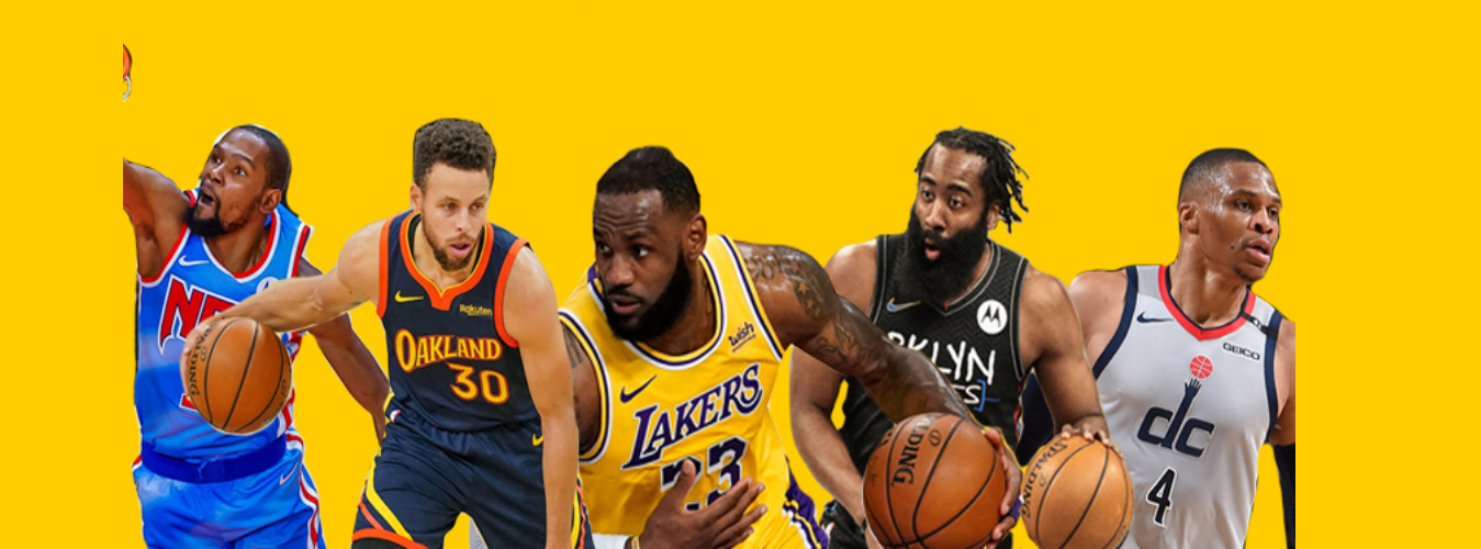 The Top 5 Richest NBA Players in the World Right Now!