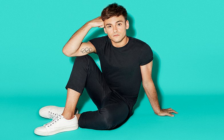Tom Daley wants to inspire LGBT youth: '