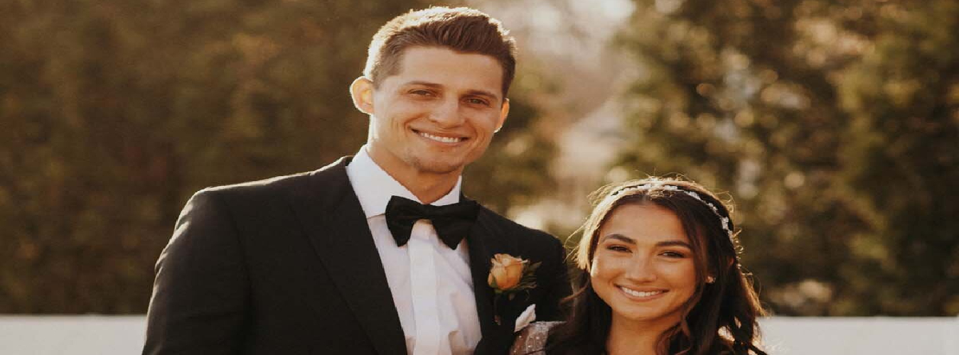 Corey Seager wife Madisyn Van Ham