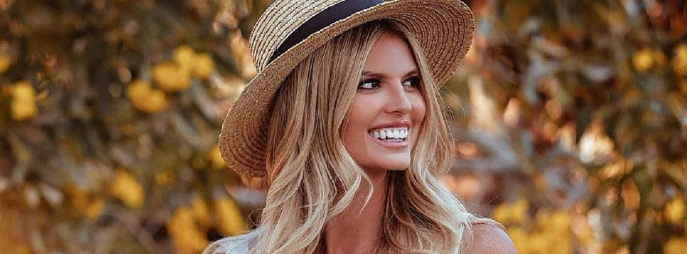 Daniel Berger girlfriend Victoria Slater